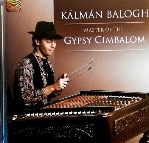 Master of the cimbalom